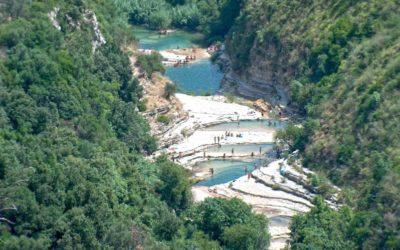 Riserva naturale orientata Cavagrande del Cassibile, più conosciuti come i Laghetti di Cavagrande