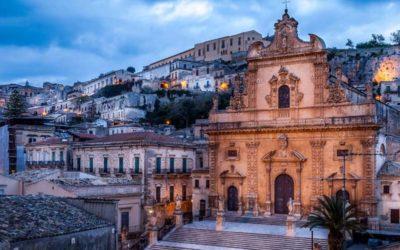 Modica patrimonio UNESCO, una città artistica e culturale.