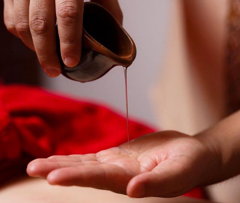 Massaggio di Aromaterapia