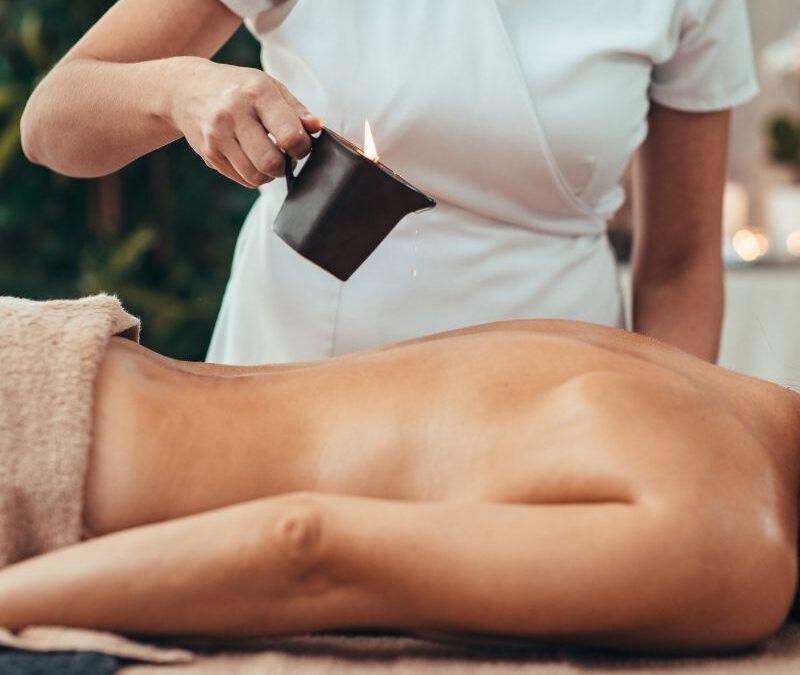 Candle Massage Lui&Lei